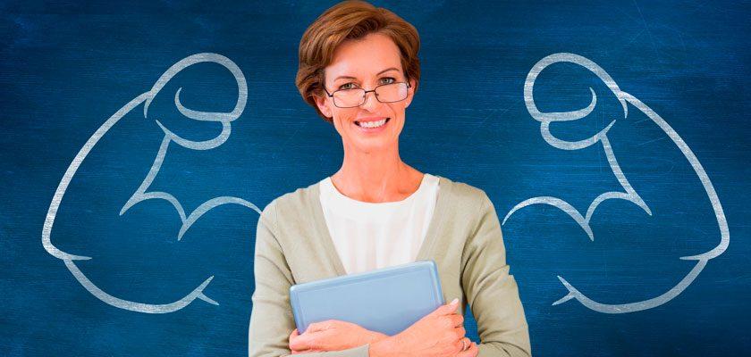 competencias clave del nuevo docente