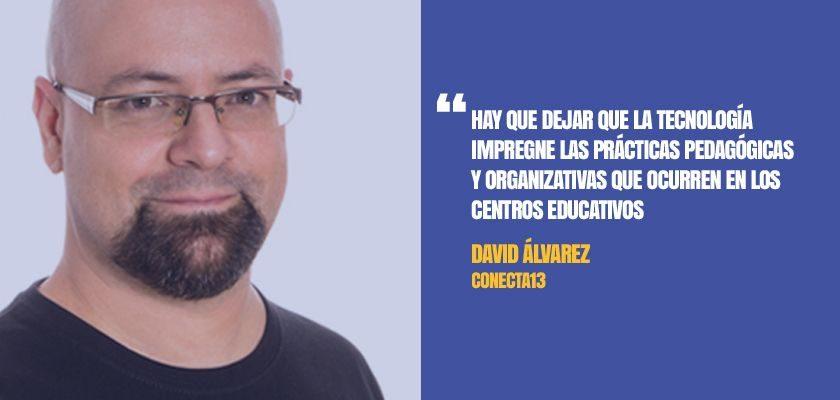 entrevista david álvarez conecta13