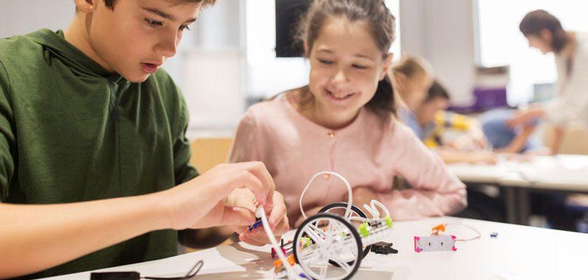 robótica y pensamiento computacional en educación