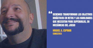 entrevista miguel ángel espinar conecta13