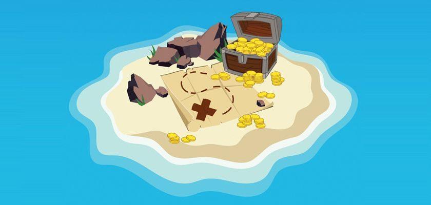 caza del tesoro educación