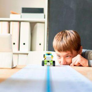 curso online de programación y robótica aplicada a la educación