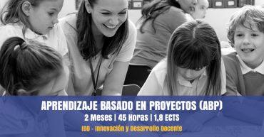 curso aprendizaje basado proyectos