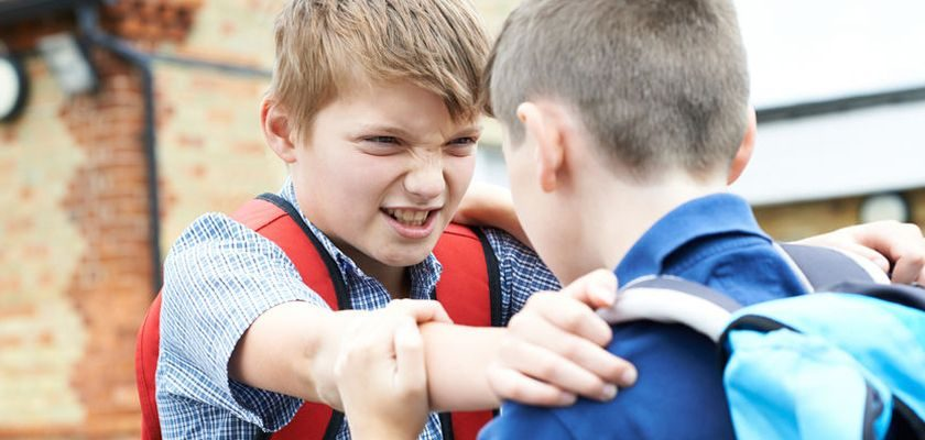 gestión de conflictos en el aula