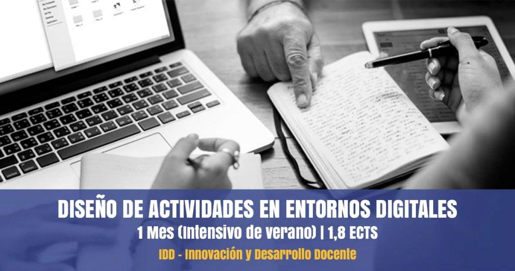 curso competencia digital docente