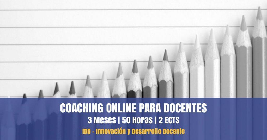 coaching docentes educación