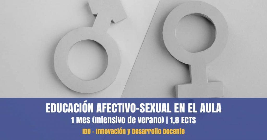 curso educación afectivo sexual