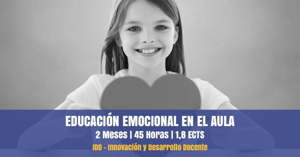 curso educación emocional