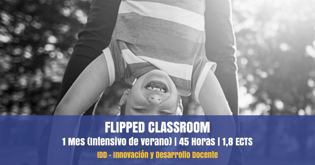 curso online flipped classroom