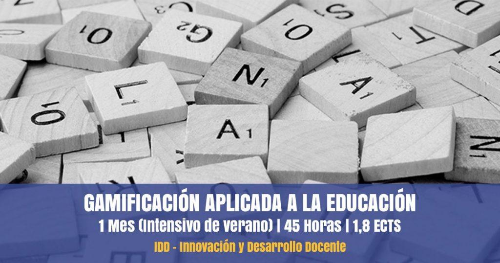 gamificación aplicada educación