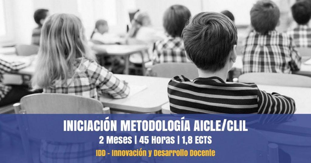 curso iniciación metodología aicle