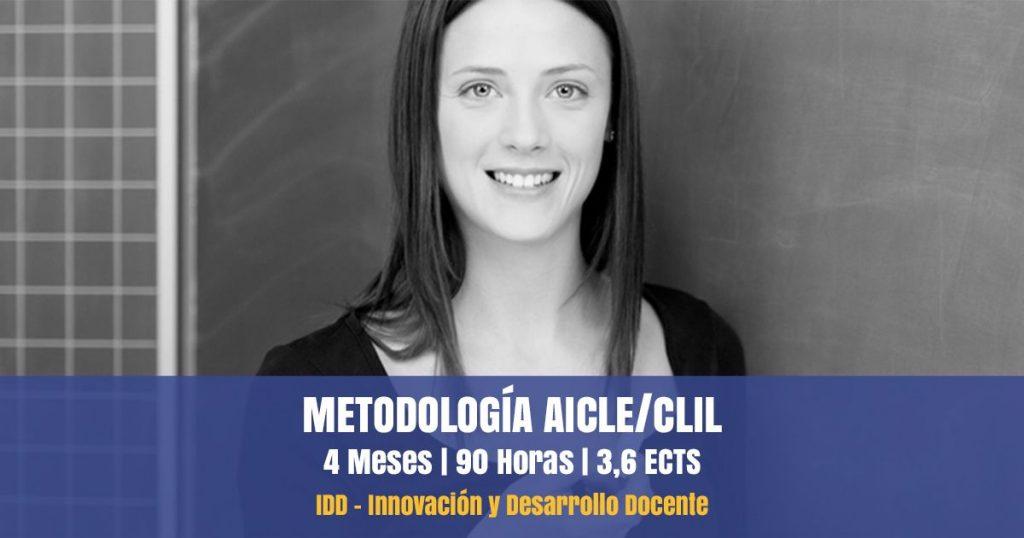 metodología aicle clil