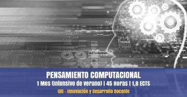 curso online pensamiento computacional
