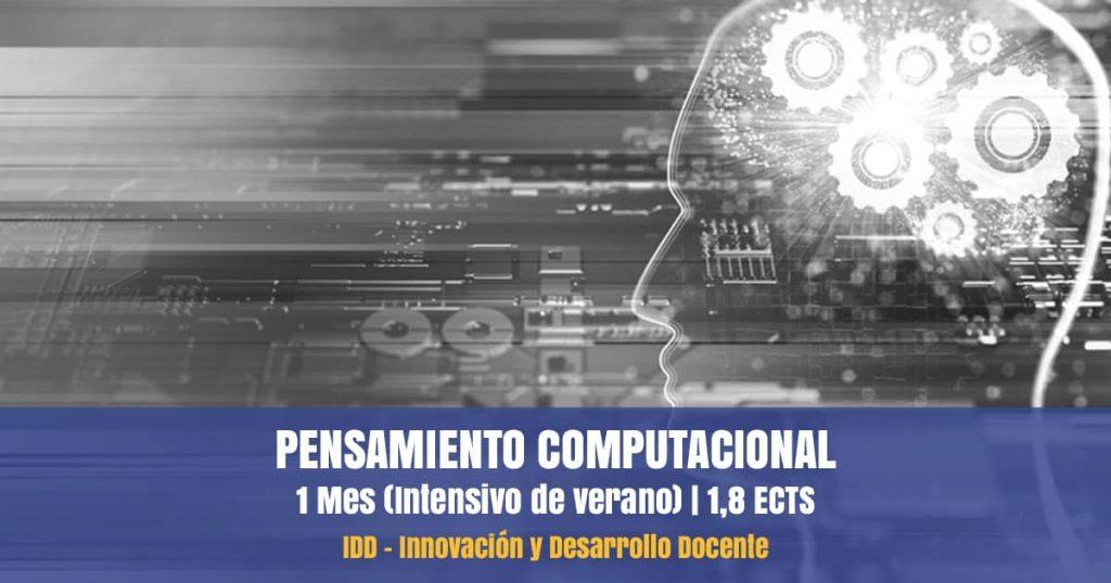 curso pensamiento computacional