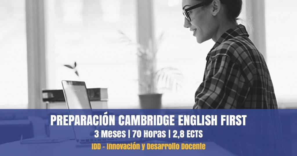 preparación cambridge english first