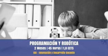 curso programación robótica