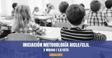 curso metodología aicle clil