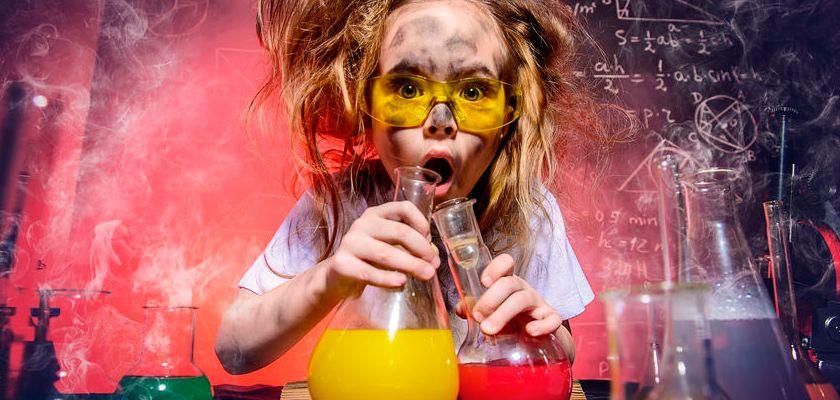 experimentos ciencias vacaciones