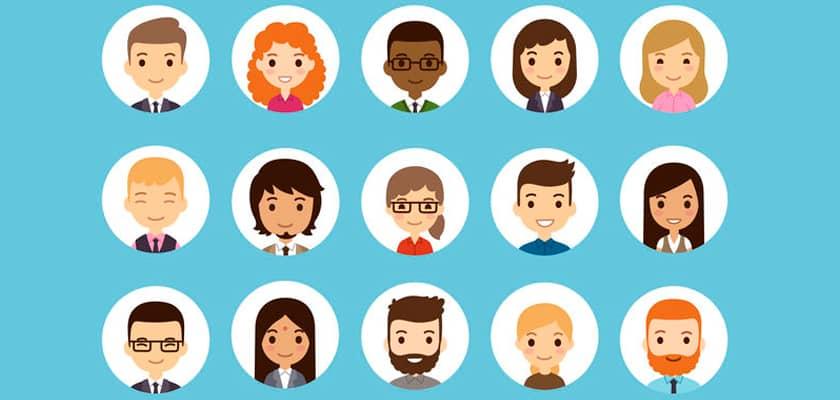 apps crear avatar