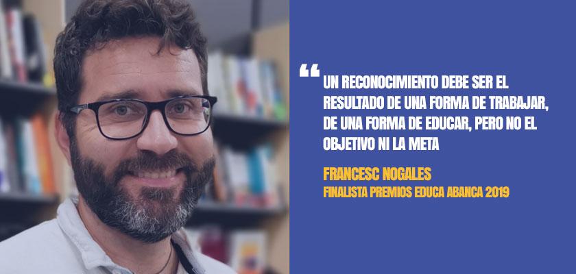entrevista francesc nogales