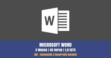 curso online microsoft word