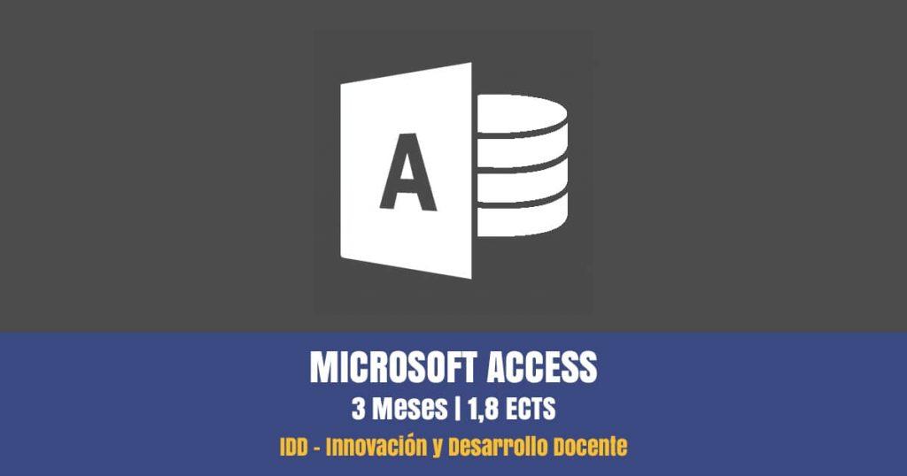 curso microsoft access