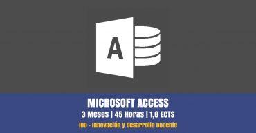 curso online microsoft access