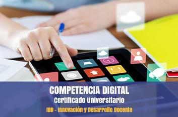 cursos competencia digital