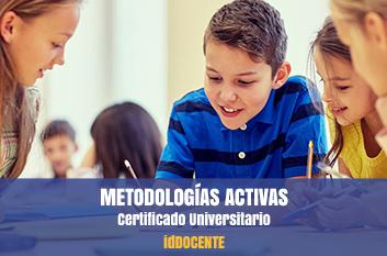 cursos metodologías activas