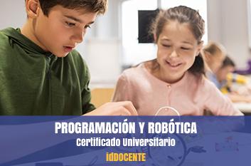 cursos programación y robótica