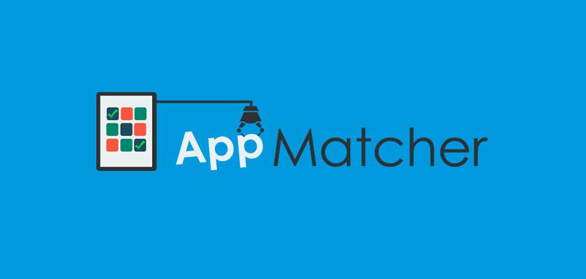app matcher